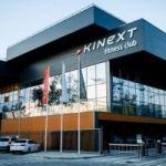 Фитнес клуб KINEXT в Краснодаре