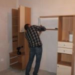Сборка мебели и ремонт мебели