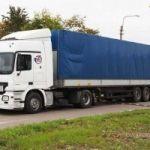 Фура тент 20 тонн в Краснодаре