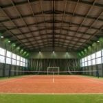 Аренда спортивного зала для футбола и большого тенниса