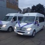 Заказ автобуса аренда авто на свадьбу
