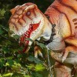 Костюм динозавра, костюм аниматора, костюм для шоу, аниматроники