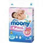 Японские подгузники оптом Merries (Мерриес), Moony (Муни)