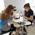 Курсы по наращиванию ногтей, дизайны, роспись