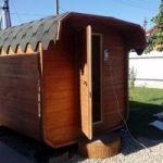 Квадро-баня 4 метра