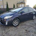 Toyota Prius, хэтчбек, 2010 г.в., пробег: 132000 км., вариатор, 1.8 л