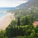 Море Абхазии, тур выходного дня из Краснодара