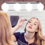 Проффесиональная лампа для макияжа , причесок с креплением на любое зеркало