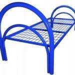 Бюджетные кровати металлические для пансионатов, больниц