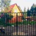 Ворота садовые и калитки предлагаем трех видов