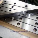 Ножи для рубки листовой стали 510х60х20мм комплект 8 штук