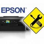 Ремонт струйных принтеров Epson HP Canon в Краснодаре