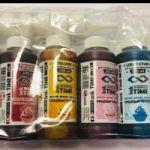 Пищевые чернила для 6-цветного принтера Epson в Краснодаре