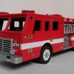 Сувенир Пожарная машина AMERICAN LaFRANCE