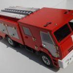 Пожарная машина КАМАЗ. Высокая детализация