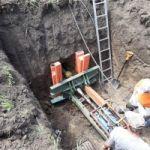 Услуги ГНБ/прокола грунта диаметром от 16 до 315 мм