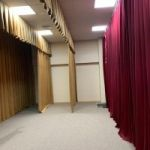 Пошив штор и одежды сцены для бюджетных организаций .
