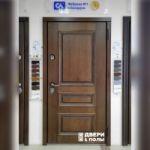 Дверь металлическая Аматти Стальная Линия
