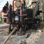 Прокол грунта под дорогой для прокладки воды, газа, кабеля, канализации