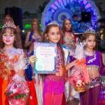 Восточные танцы для девочек от 4-х лет в Новороссийске