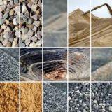 Щебень, песок, отсев, ГПС гравийная песчаная смесь, Гравий, Асфальтная крошка