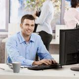 Помощник в офис с гибким графиком
