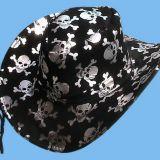 Шляпа солнцезащитная ковбойского покроя