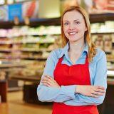 Требуется продавец в продуктовый магазин