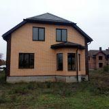 Дом в Краснодаре 188 м.кв.2 этажа. Газ. ИЖС. хозяин.