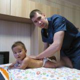 Детский массаж на дому и в кабинете