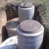 Питьевые колодцы, септики, выгребные ямы