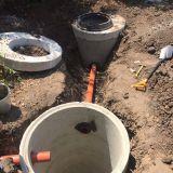 Строим под ключ питьевые колодцы, септики, выгребные ямы