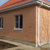 Уютный одноэтажный дом 73 м3