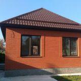 Уютный кирпичный дом 80 м2