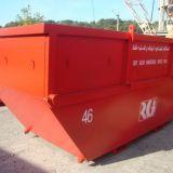 Вывоз мусора контейнером-бункером в Краснодаре