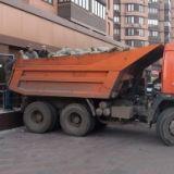 Разнорабочие-вывоз мусора, земельные работы, грузоперевозки