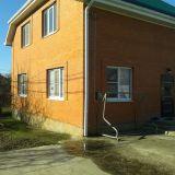 Новый дом 160 кв.м. в п. Северном с газом.