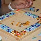 Работа для всех на дому- изготовление мозаики