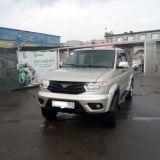 Продается УАЗ патриот пикап, комплектации «Limited».