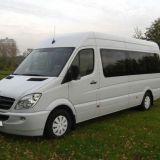 Аренда автобуса Мерседес Спринтер 20 мест- Свадебные перевозки гостей, Природа.