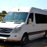 Заказ Микроавтобуса 20-33 мест- Свадьба, вахта, природа, перевозка больных