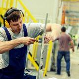 Требуется слесарь-сборщик Изготовление и сборка оборудования из листового металл