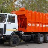 Требуются водители на МАЗ мусоровоз