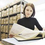Сотрудник с навыками архивариуса в отдел офиса