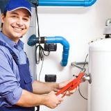 Сотрудник по ремонту помещений, вода, отопление