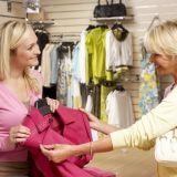 Продавец - консультант бутика женской одежды