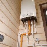 Установка отопления для частного дома