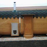 Квадро-баня 5 метров