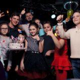 Детский день рождения в караоке