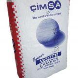 Белый цемент Cimsa CEM I 52,5 R